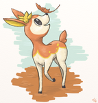 Autumn Deerling by bootsa81