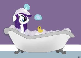 Bath time!!! by Balloons504