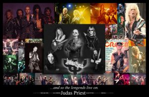 Judas Priest: The Legends by OldSapphire