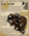 Labyrinth Guide - Eye Lichen by Chaotica-I