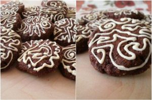 Maya chocolate cookies by MeYaIeM