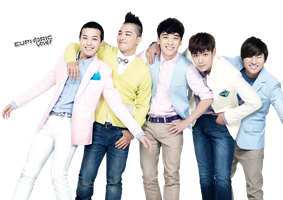 Big Bang PNG by euphoriclover