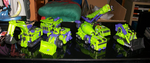 TFC Constructicons - Group (Vehicle Mode) by glazios