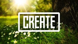 Spring is the time to... CREATE! by Cthulhu1976