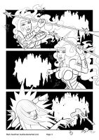 Miss July Vs. Silence Pg.4 by Kaufee