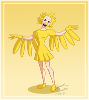 Canary Mary by smashsweetie