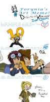 Digimon Meme by Shigerugal