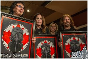 Black Sabbath gets platinum CD in Canada by MrSyn