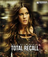 Kate Beckinsale Total Recall 2012 by DARSHSASALOVE