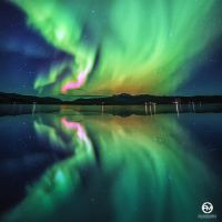 The Dancing Valkyries I by PatiMakowska