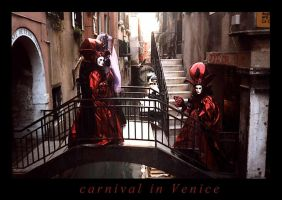 carnival in Venice by miriam70