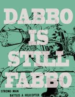 Dabbo is Still Fabbo Green by marigoldwithersaway