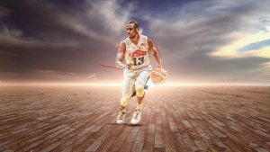 Chris Paul USA by DrDreInDAMIX