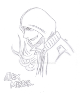 Alex Mercer - Prototype by HotaruAoi