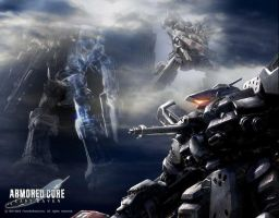 Armored Core Last Raven WP by Nanashi-XIII