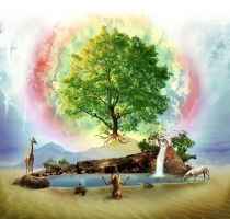 Tree of Life by silverin87
