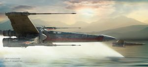 Episode VII - The Force Awakens - undetected by rOEN911