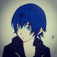 Noctis When He was still a kid by thumbelin0811