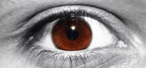 Color spashed eye by TheEmpireofLove