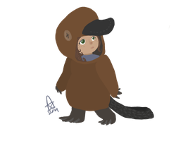 Platypus by GoWaterTribe