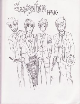 Gangster Panic-By MissLey by Sit-Back-Relax