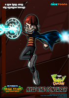 Nicktoons - Kyle The Conjurer by NewEraOutlaw