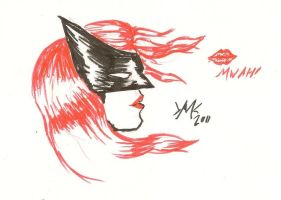 LDN Hour 1: Batwoman by batmanners