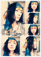 Yusuf's Headband by sunsetagain