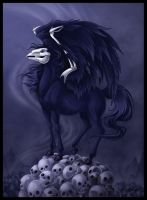 Ghost of the Night by DolphyDolphiana