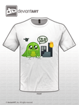 Cute Monster T-Shirt by stuck-in-suburbia