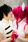 Spread The Love | Rei x Mao [G-Revolution] I by The-Ly