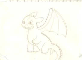 toothless by punk817