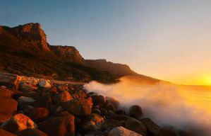 Camps Bay - Cape Town - South Africa by poenie123