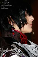 Lelouch. Code Geass Cosplay by Azetylen