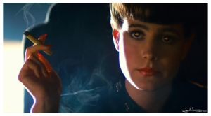 Blade Runner - Rachel by MaxHitman