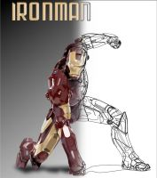 Ironman by Damagot