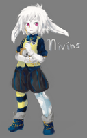 Two Bunny by glooping