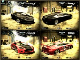 NFS Most Wanted DB9 by mahgnitton
