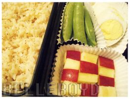 Bento: October 28th, 2008 by BelleBoyd