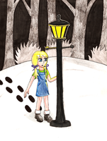 The Lamp Post by Lavender-Star