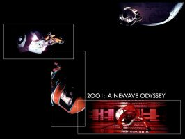 2001: A NEWAVE ODYSSEY Walls by NewaveCR