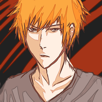 Ichigo Sketch by Fritharn