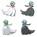Mega Gardevoir by princess-phoenix