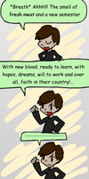 New blood by Mythical-Human