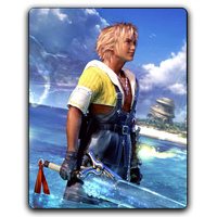 Final Fantasy X by Ace0fH3arts