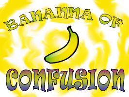 Bananna of Confusion by MichaelKnouff