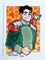 Bolin and Pabu by gracifer