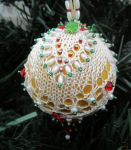 No 21 Christmas Ornament by DoiliesbyDiane