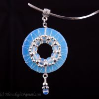My fav opalite pendant by alena-light