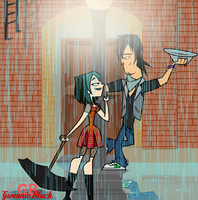 Singin' in the Rain by GwennieBlack